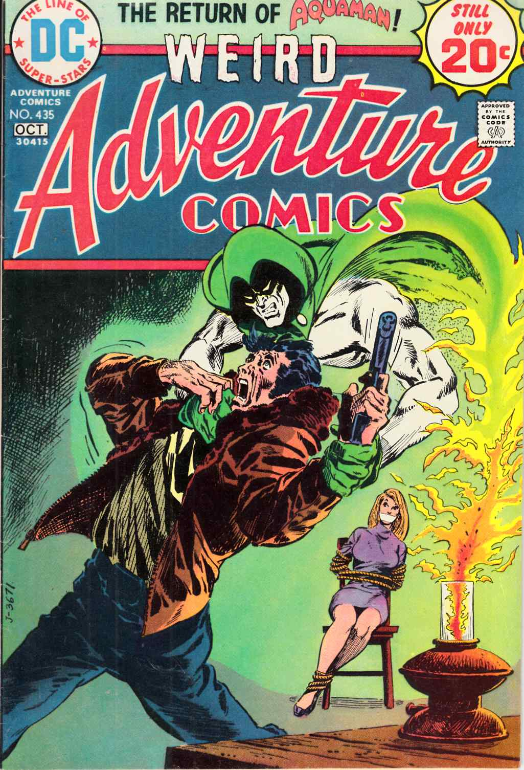 Adventure Comics #435 Fine (6.0) [DC Comic] THUMBNAIL