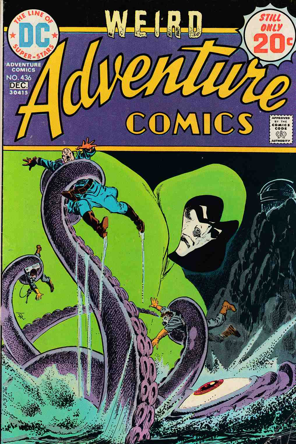 Adventure Comics #436 Very Good (4.0) [DC Comic] THUMBNAIL