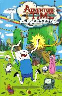 Adventure Time #1 Cover E- Houghton Wrap [Comic] THUMBNAIL