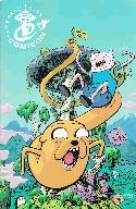 Adventure Time #1 Emerald City ComicCon Exclusive Cover [Comic] THUMBNAIL