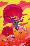 Adventure Time Fionna & Cake #1 Cover C- Brosgol Incentive [Comic]