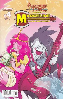 Adventure Time Marceline Scream Queens #4 Cover B- Sterling [Comic] LARGE