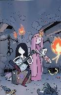 Adventure Time Marceline Scream Queens #4 Cover C- Nourigat Incentive [Comic] THUMBNAIL
