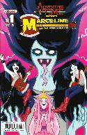 Adventure Time Marceline Scream Queens #1 Cover B- Clugston [Comic]_THUMBNAIL