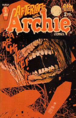 Afterlife With Archie #2 Second Printing [Comic] LARGE