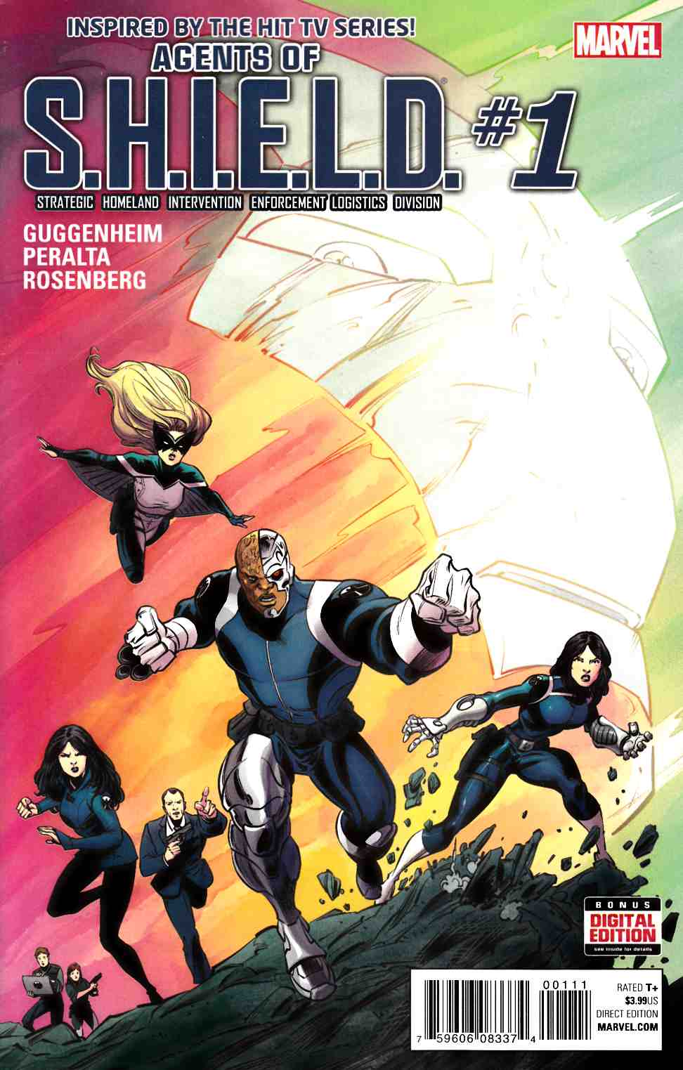 Agents of Shield #1 [Marvel Comic] THUMBNAIL