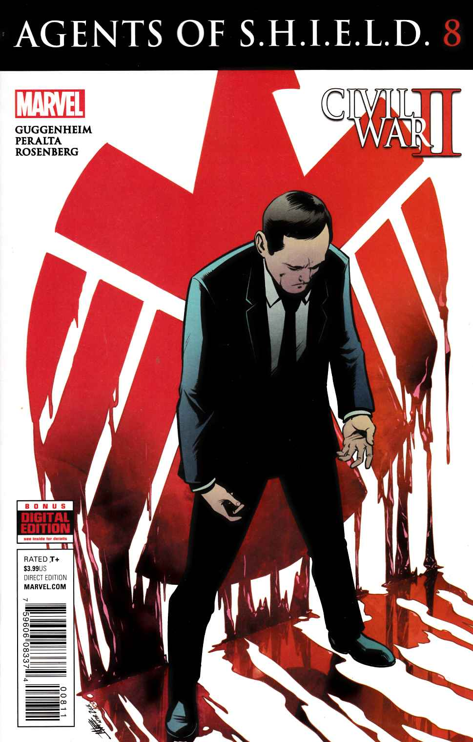 Agents of Shield #8 [Marvel Comic] THUMBNAIL