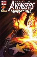 Avengers Invaders #2 DF Variant Ross Signed [Comic] THUMBNAIL