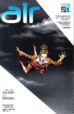 Air #1 RRP Variant [DC Comic] LARGE