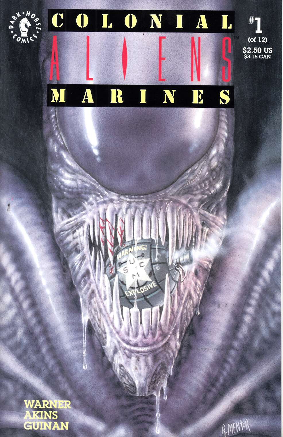 Aliens Colonial Marines #1 Near Mint (9.4) [Dark Horse Comic] THUMBNAIL