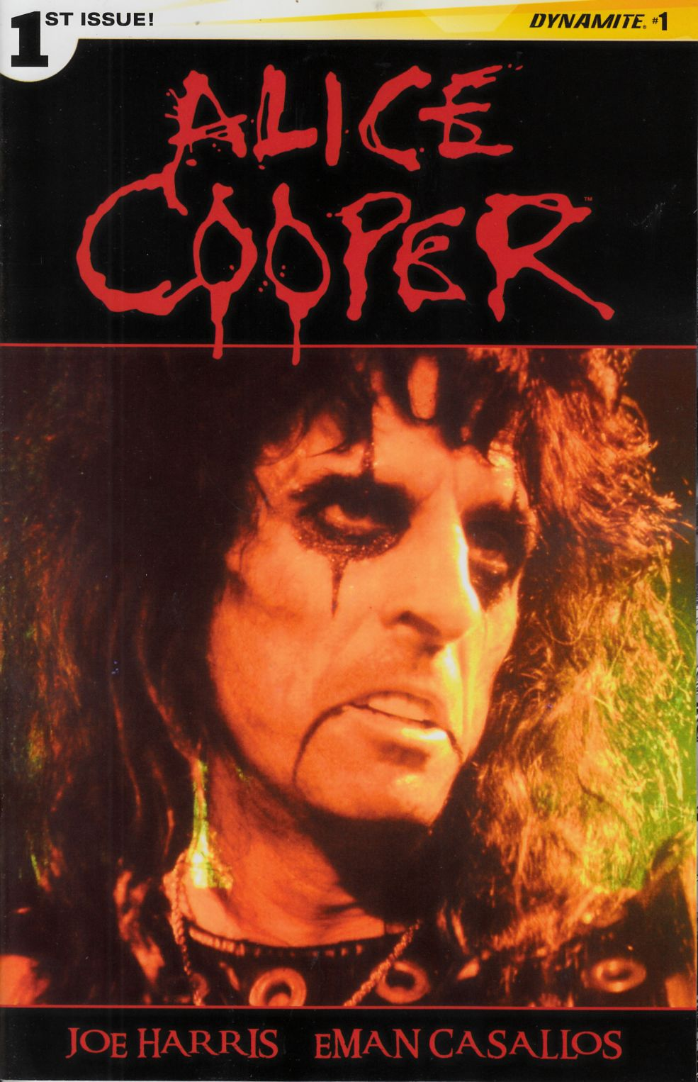 Alice Cooper #1 Photo Incentive Cover [Comic] THUMBNAIL