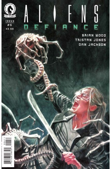 Aliens Defiance #6 [Dark Horse Comic]