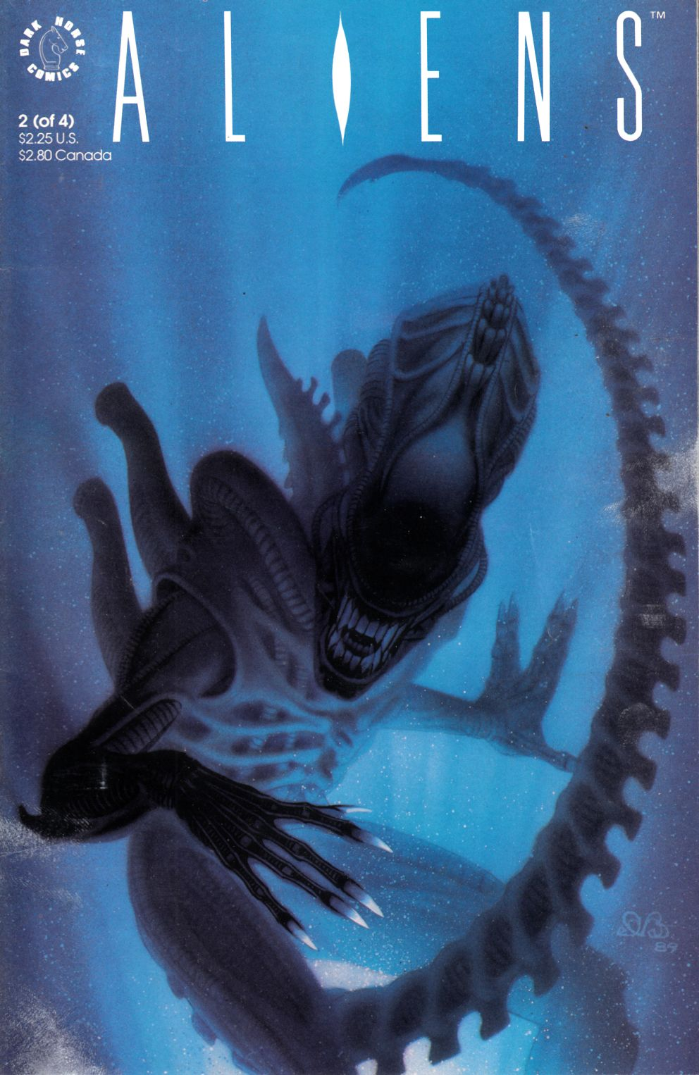 Aliens #2 Fine (6.0) [Dark Horse Comic] THUMBNAIL