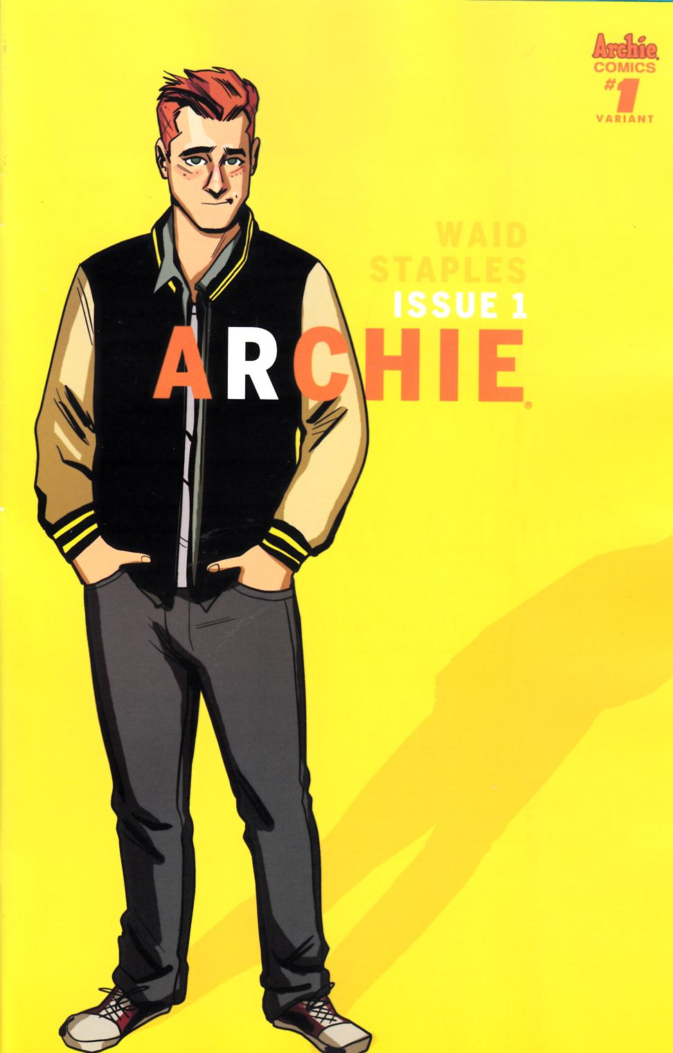 Archie #1 Cover U- Chip Zdarsky [Archie Comic] THUMBNAIL