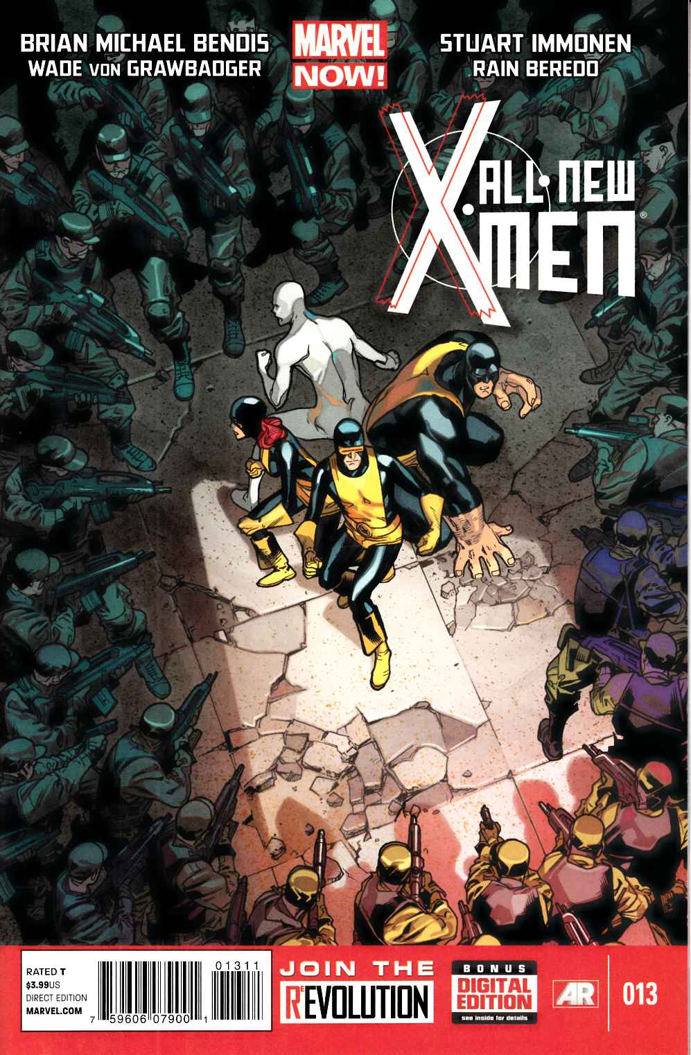 All New X-Men #13 Near Mint (9.4) [Marvel Comic] THUMBNAIL