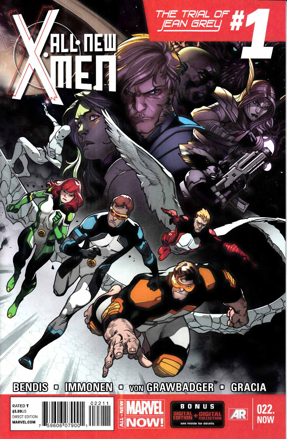 All New X-Men #22 Near Mint (9.4) [Marvel Comic] THUMBNAIL