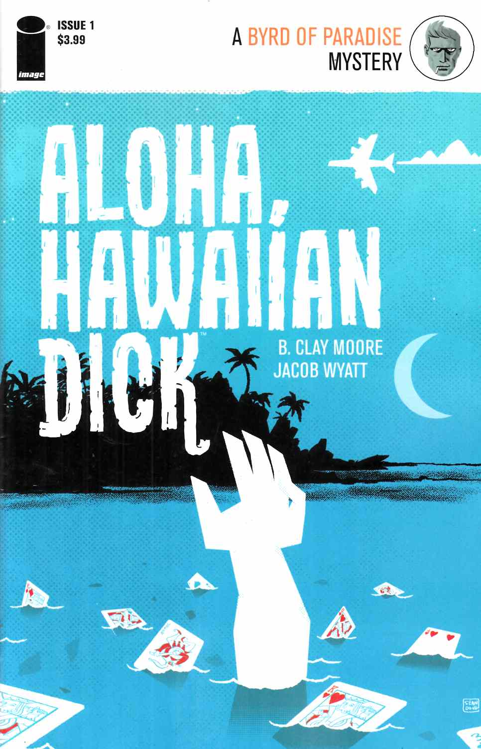 Aloha Hawaiian Dick #1 [Image Comic] THUMBNAIL