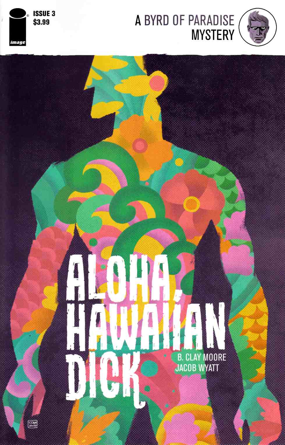 Aloha Hawaiian Dick #3 [Image Comic] THUMBNAIL