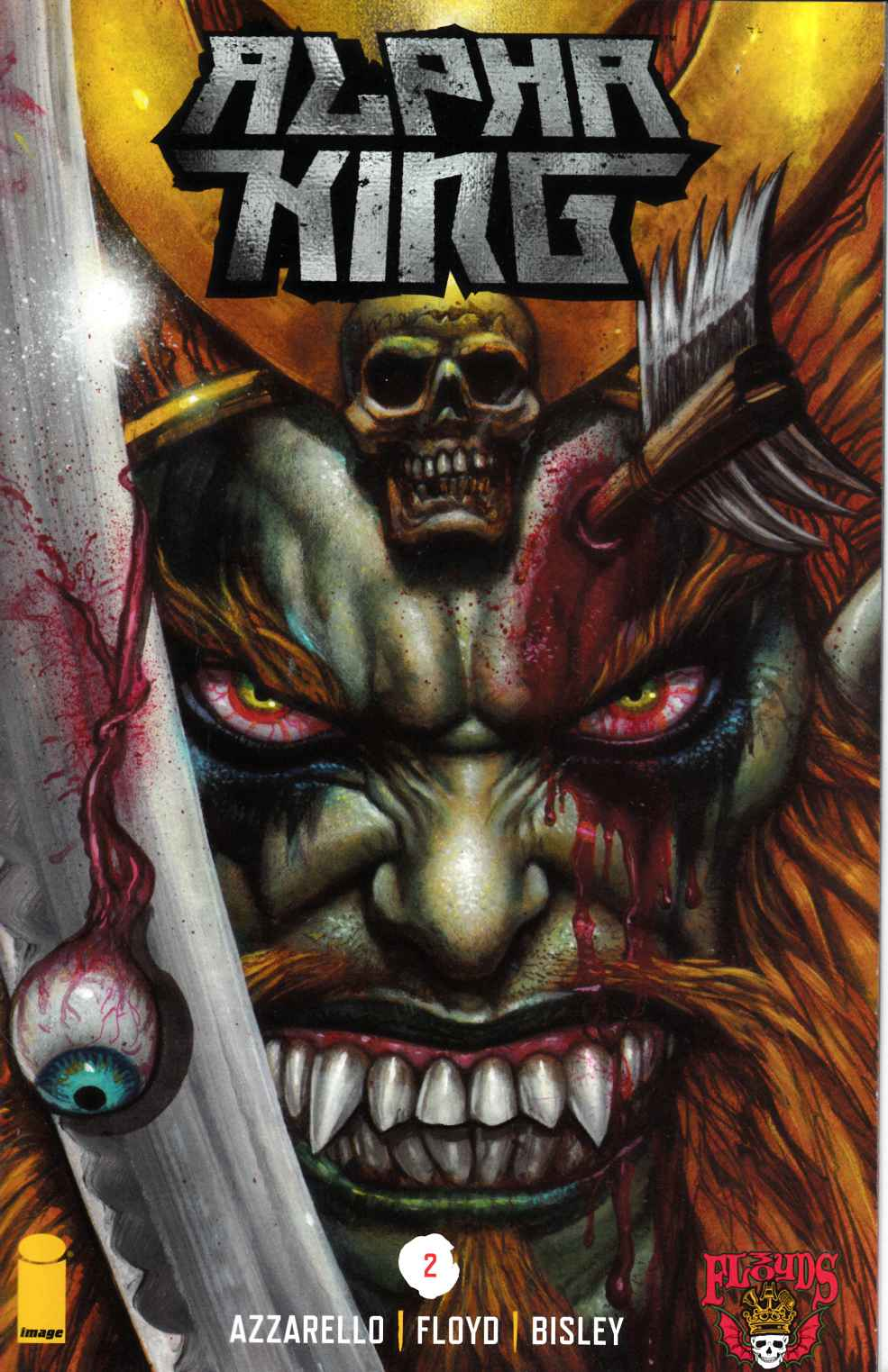 3 Floyds Alpha King #2 [Image Comic] THUMBNAIL