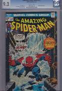 Amazing Spider-Man #151 CGC 9.2 NM- [Marvel Comic]
