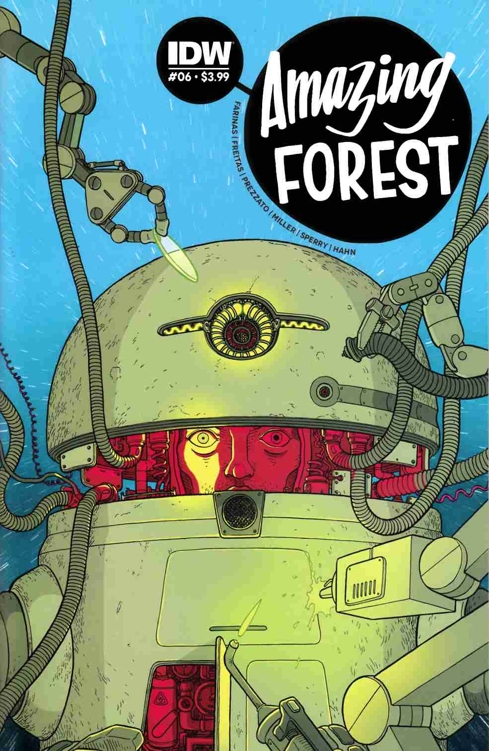 Amazing Forest #6 [IDW Comic]