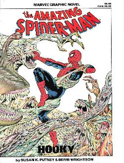 Amazing Spider-Man Hooky Graphic Novel [Softcover] LARGE