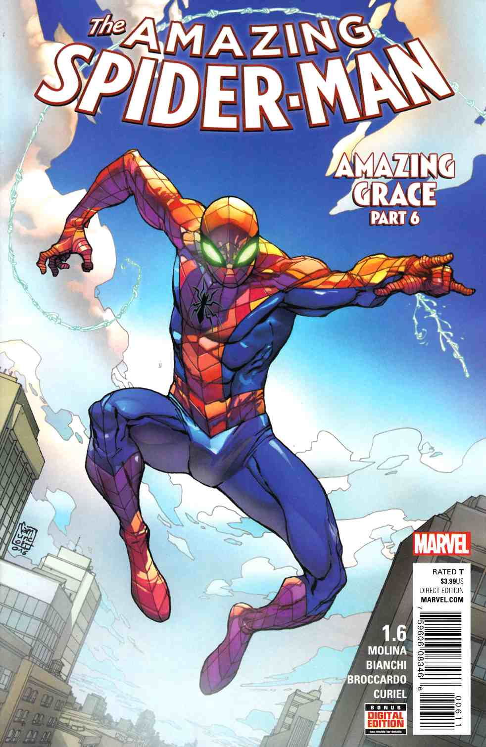 Amazing Spider-Man #1.6 [Marvel Comic] THUMBNAIL