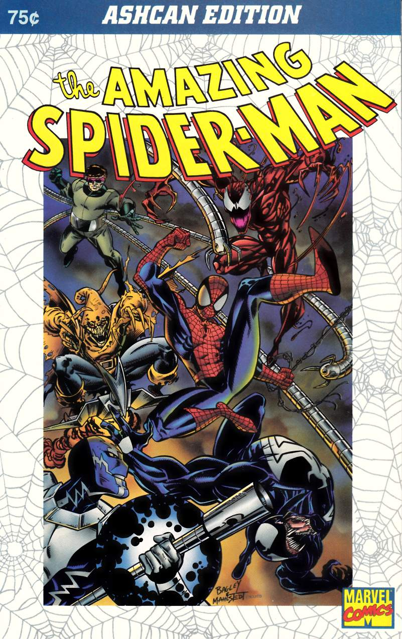 Amazing Spider-Man Ashcan (One Shot) Near Mint Minus (9.2) [Marvel Comic]_THUMBNAIL