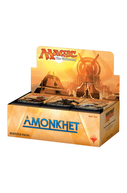 Magic The Gathering Amonkhet Booster Box (36 Packs) [WOTC Game]