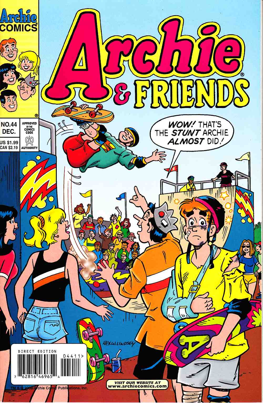 Archie & Friends #44 [Archie Comic]