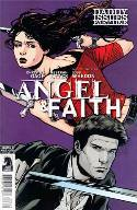 Angel & Faith #6 Rebekah Isaacs Variant Cover [Comic] THUMBNAIL