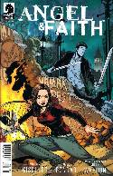 Angel and Faith Season 10 #1 Isaacs Split Ultra Variant Cover [Comic] THUMBNAIL