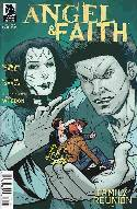 Angel & Faith #12 Rebekah Isaacs Cover [Comic] THUMBNAIL