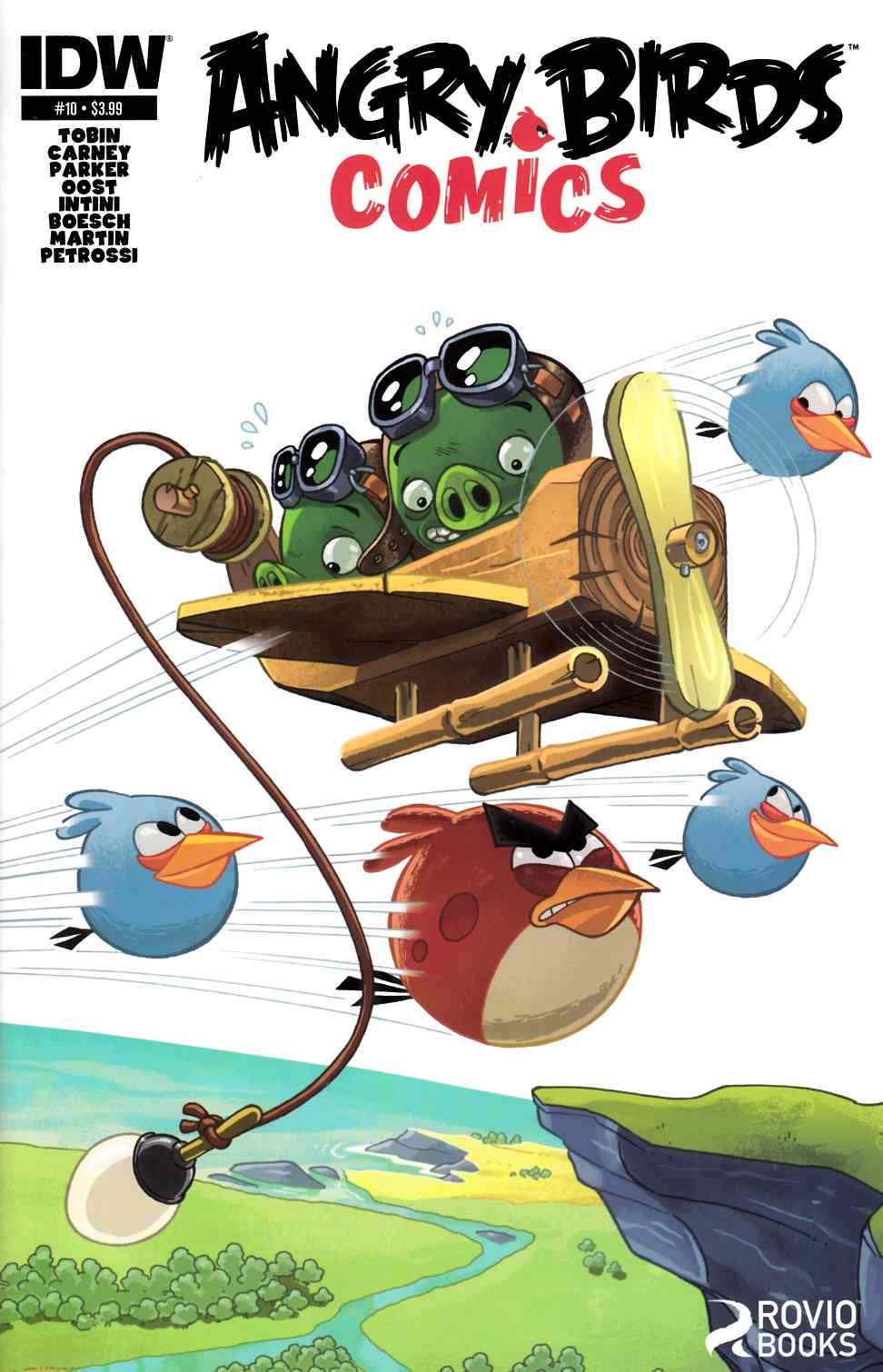 Angry Birds #10 [IDW Comic]_LARGE