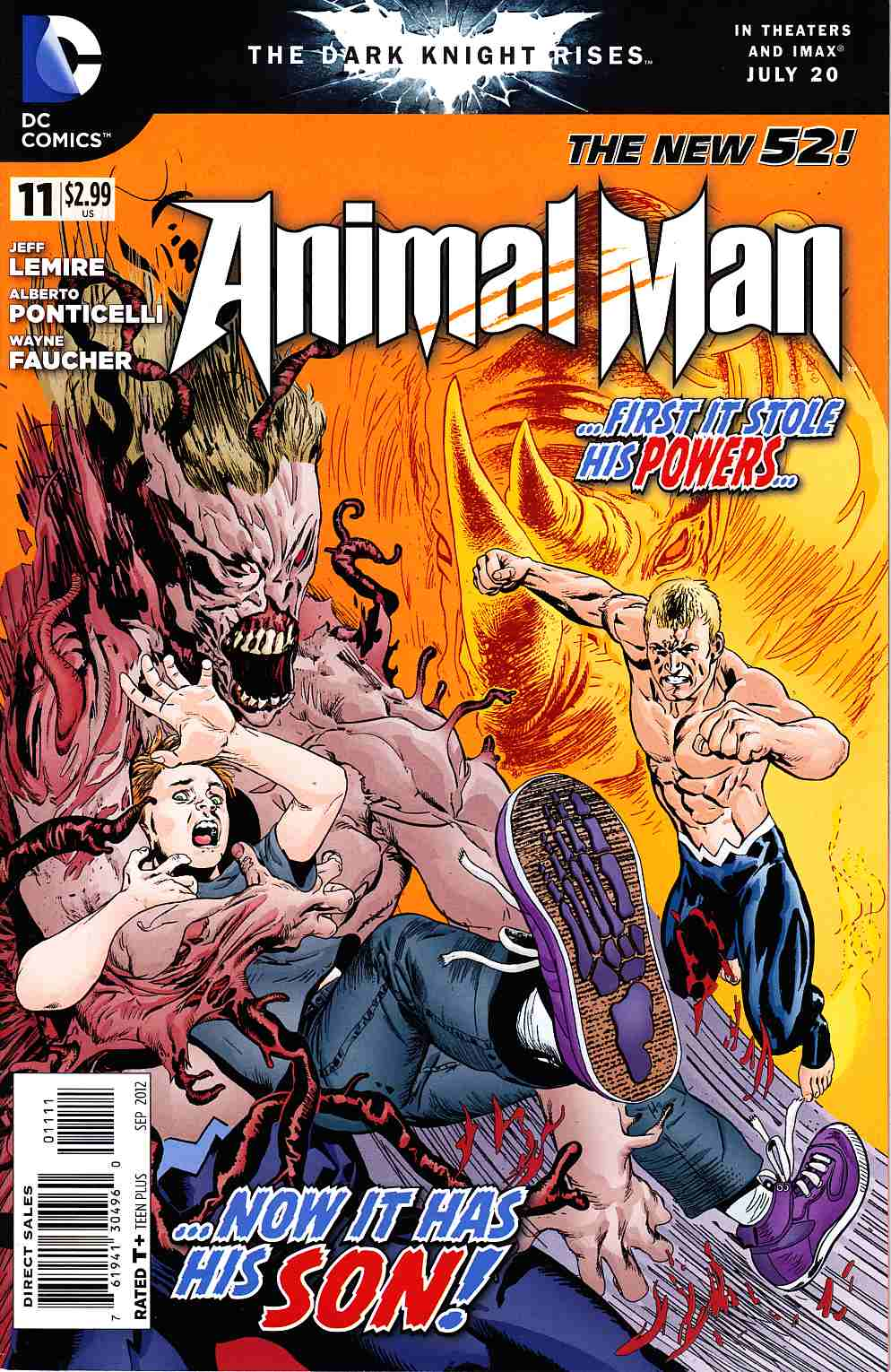 Animal Man #11 [DC Comic]_THUMBNAIL