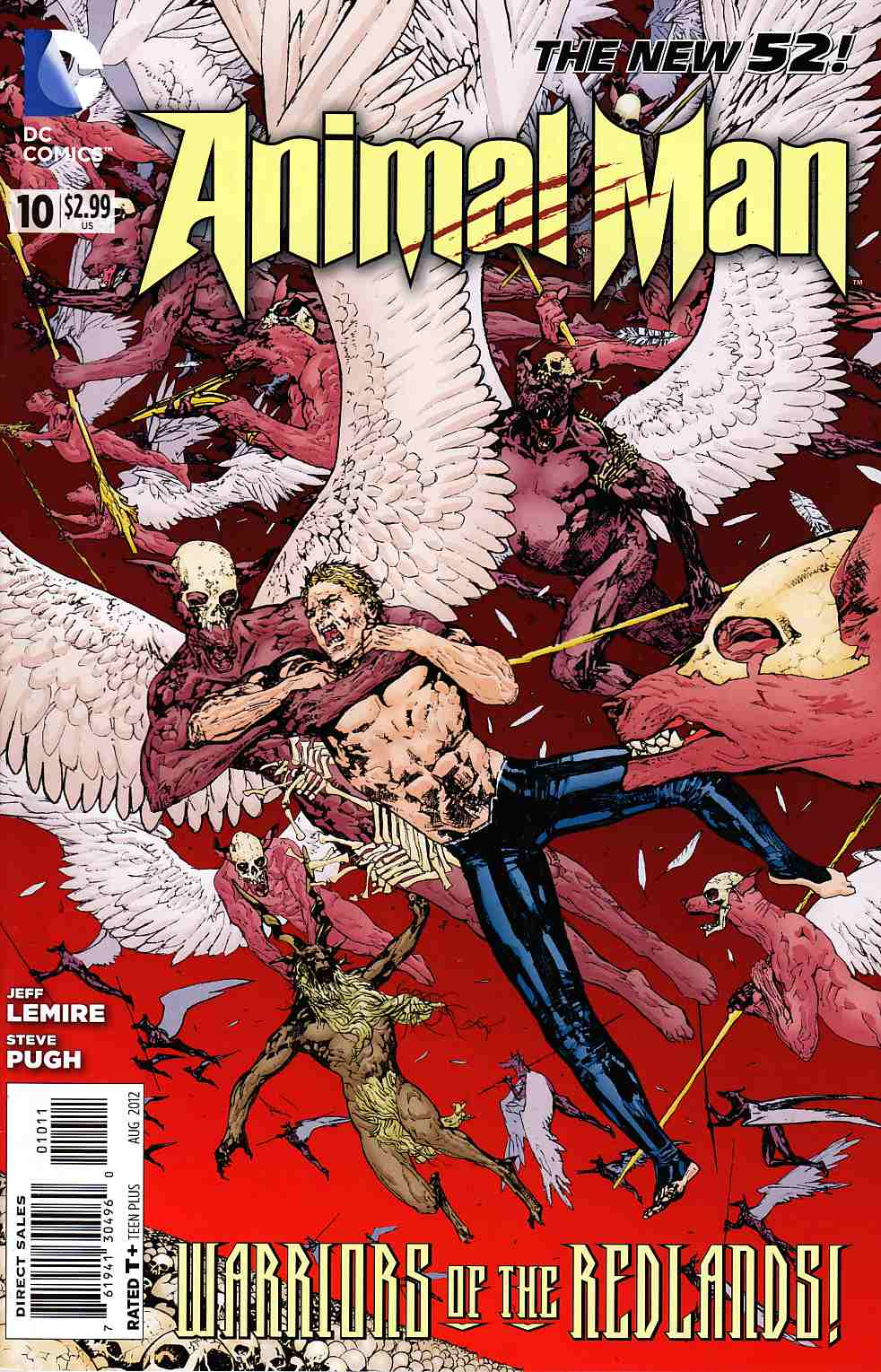 Animal Man #10 [DC Comic]_THUMBNAIL