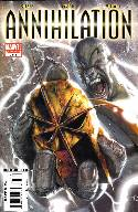 Annihilation #3 Near Mint Minus (9.2) [Marvel Comic] THUMBNAIL