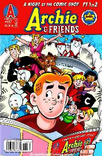 Archie  friends #137 LARGE