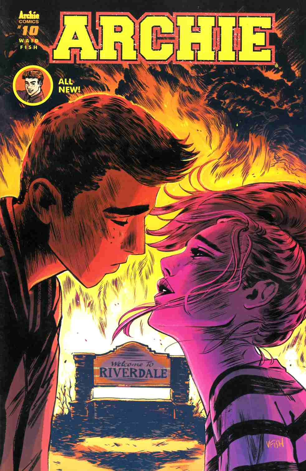 Archie #10 Cover A [Archie Comic] LARGE