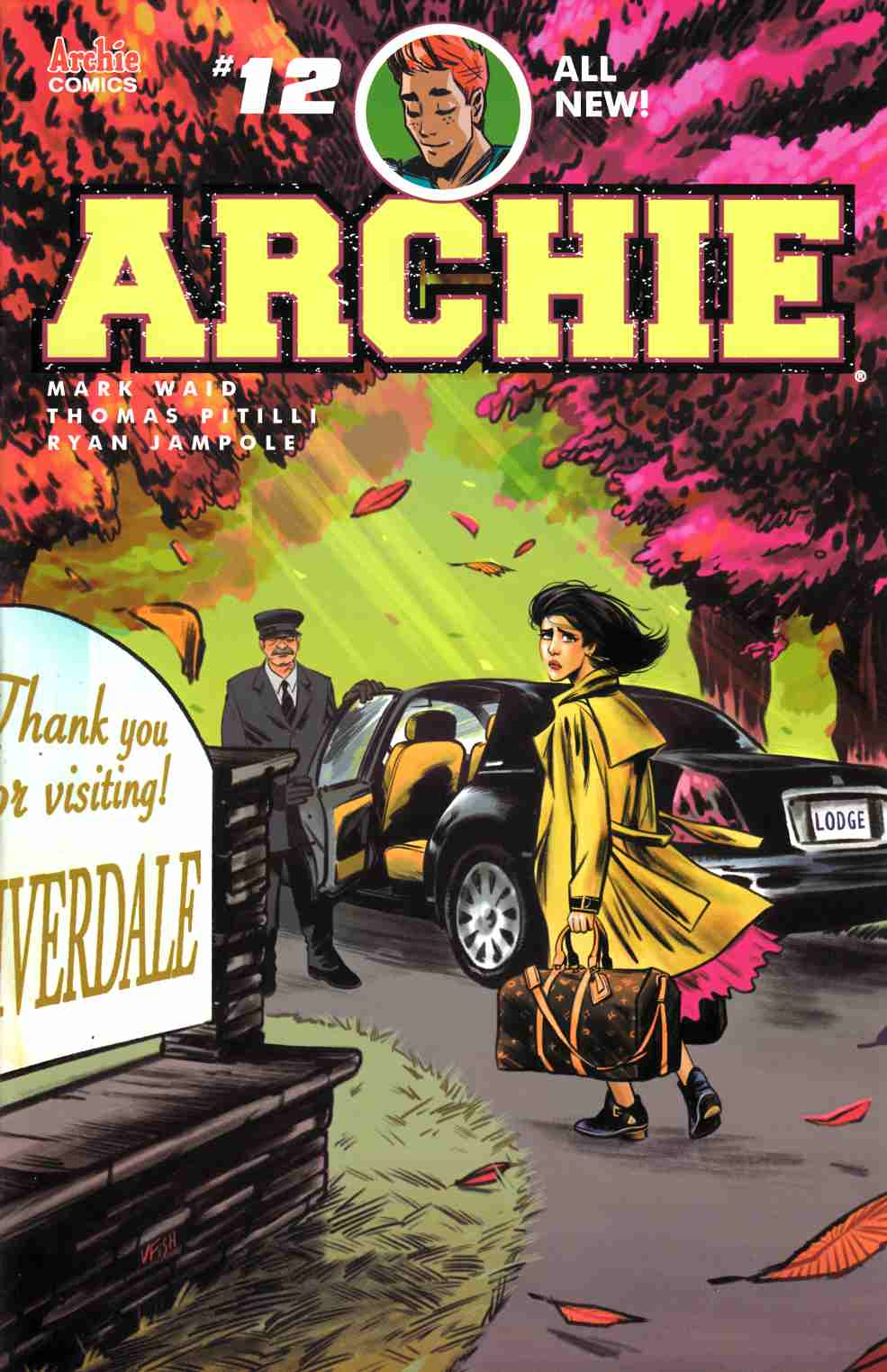 Archie #12 Cover A [Archie Comic] LARGE