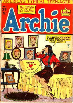 Archie #23 [Archie Comic]_LARGE
