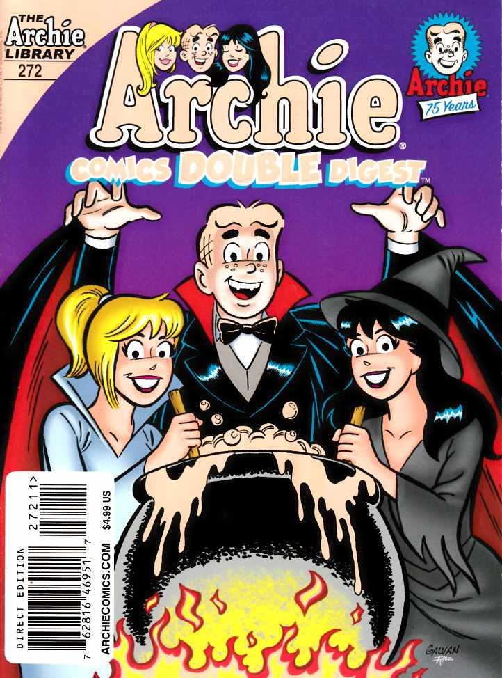 Archie Comics Double Digest #272 [Archie Comic] THUMBNAIL