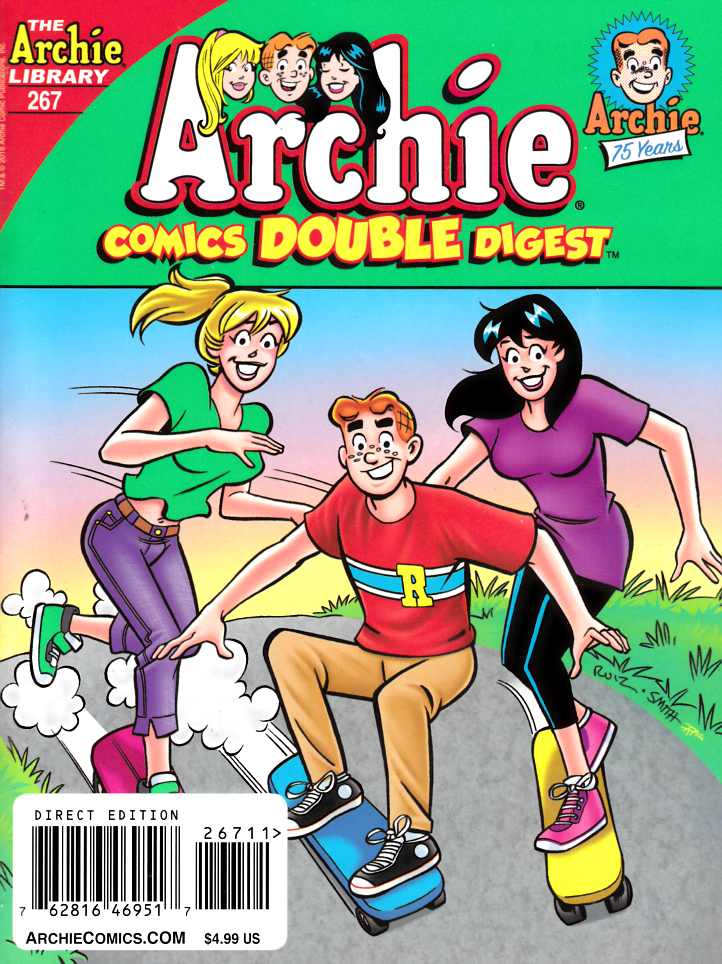 Archie Comics Double Digest #267 [Archie Comic] THUMBNAIL