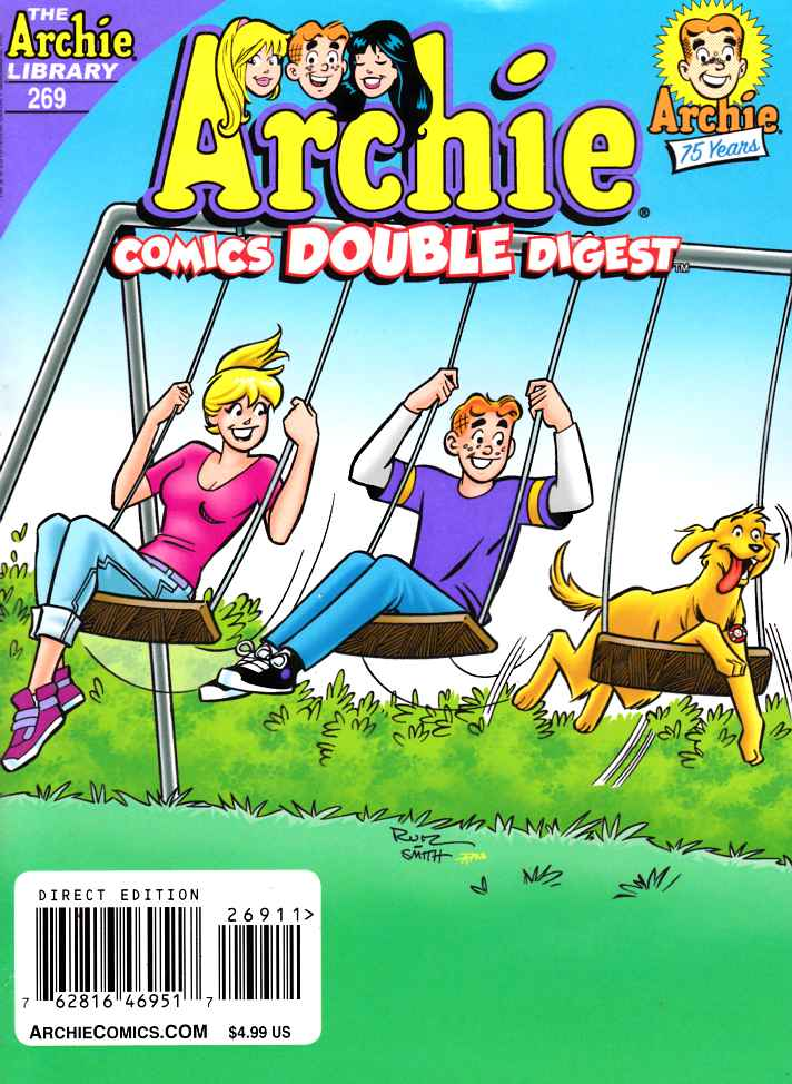 Archie Comics Double Digest #269 [Archie Comic] LARGE