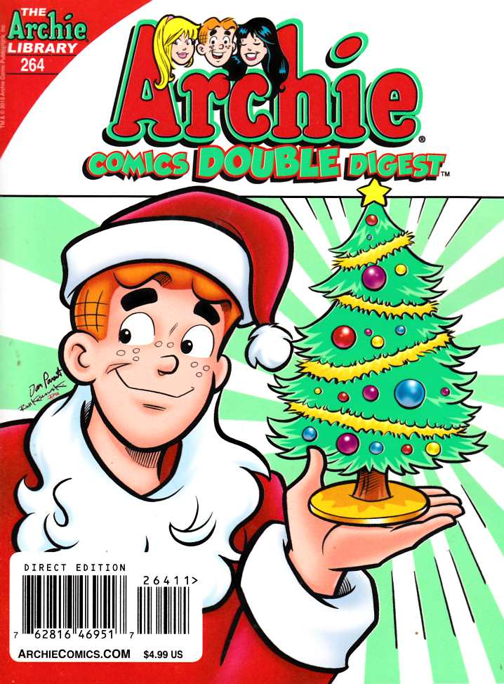 Archie Comics Double Digest #264 [Archie Comic] THUMBNAIL