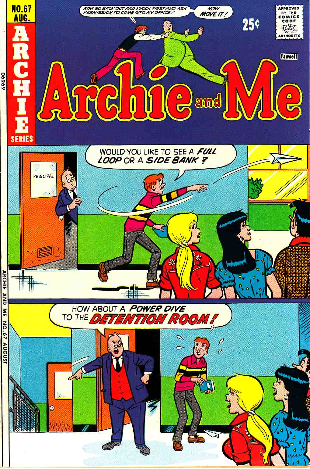Archie and Me #67 [Archie Comic] THUMBNAIL