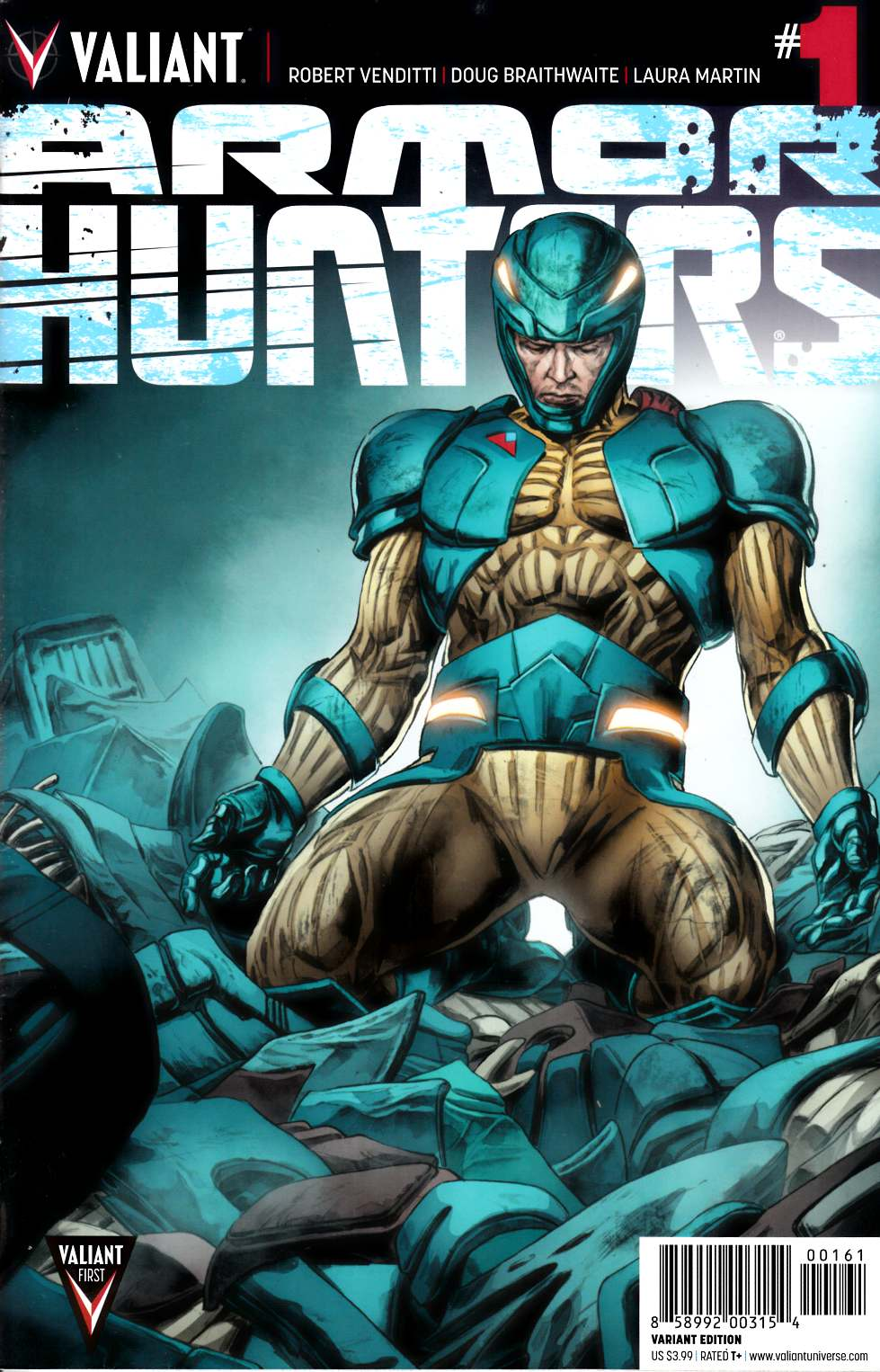 Armor Hunters #1 Braithwaite Incentive Cover [Comic]_THUMBNAIL