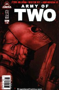 Army of two #4 LARGE