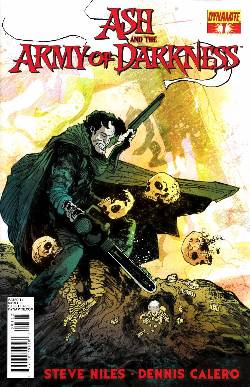 Ash & the Army of Darkness #1 Second Printing [Comic] LARGE