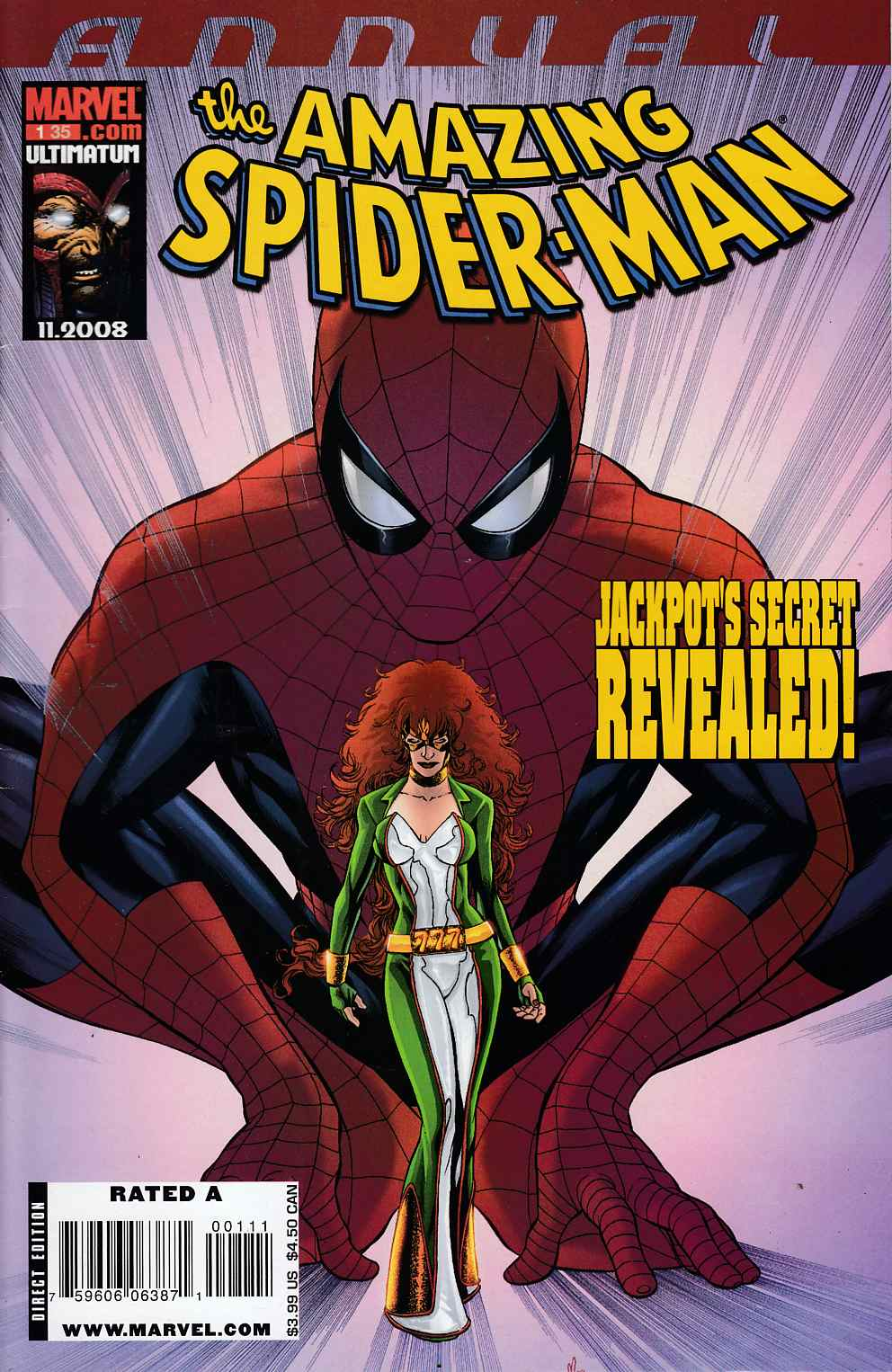 Amazing Spider-Man Annual #1 Very Fine (8.0) [Marvel Comic] THUMBNAIL
